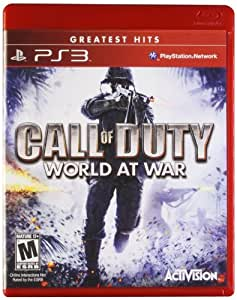 Call of Duty: World at War Greatest Hits - Playstation 3
