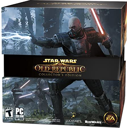 Star Wars: The Old Republic Collector's Bundle