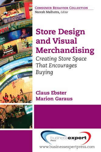 Store Design and Visual Merchandising: Creating Store Space That Encourages Buying (Retail Buying And Merchandising compare prices)
