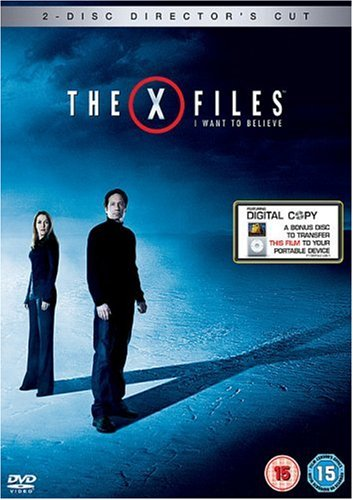 The X Files: I Want To Believe (2 disc Special