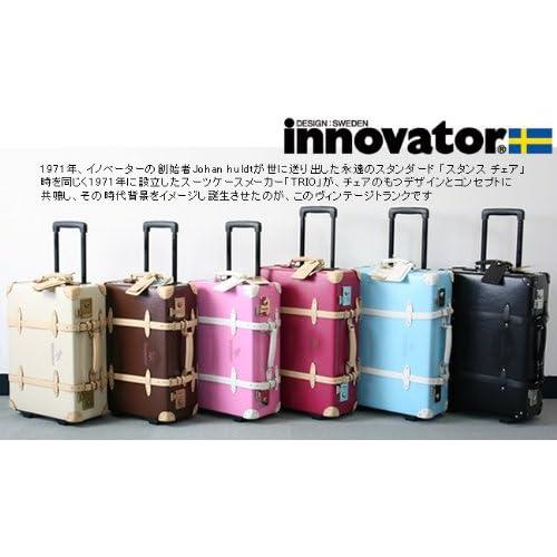 イノベーター innovator ヴィンテージトランク 50cm(チョコ) ゴージャス