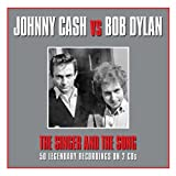 The Singer and the Song - Johnny Cash and Bob Dylan