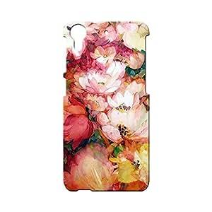 BLUEDIO Designer Printed Back case cover for HTC Desire 626 - G4176