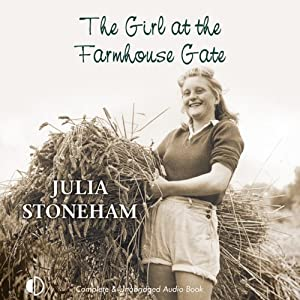 The Girl at the Farmhouse Gate | [Julia Stoneham]
