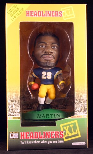 Buy Low Price Corinthian CURTIS MARTIN / UNIVERSITY OF PITTSBURGH PANTHERS 1998 Limited Edition Headliners XL Premier Collection * Figure (B00534HOSE)