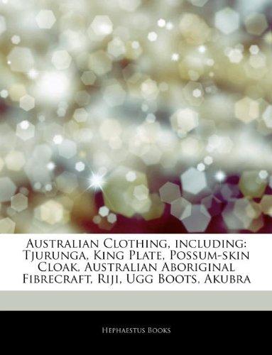 articles-on-australian-clothing-including-tjurunga-king-plate-possum-skin-cloak-australian-aborigina