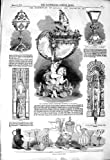 1850 ANCIENT ART VENETIAN GLASS NAUTILUS CIBORIUM
