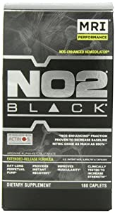 M.R.I. NO2 Black, 180-cap Bottle