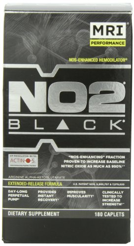 MRI M.R.I. NO2 Black, 180-cap Bottle
