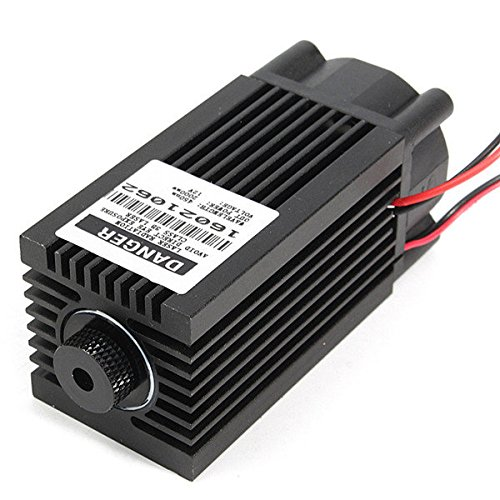 Saver 445nm 2000mW 2W Blue Laser Module For DIY Laser Cutter Engraver (Laser Modules 2w compare prices)