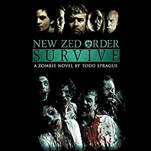 New Zed Order: Survive Audiobook