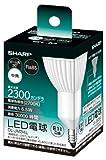 シャープ LED電球 ハロゲン電球代替タイプ 6.5W(全光束:395 lm/電球色相当)SHARP DL-JM34L
