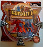 Gormiti Series 1 Electricon and Mantra the Implacable 2 Pack