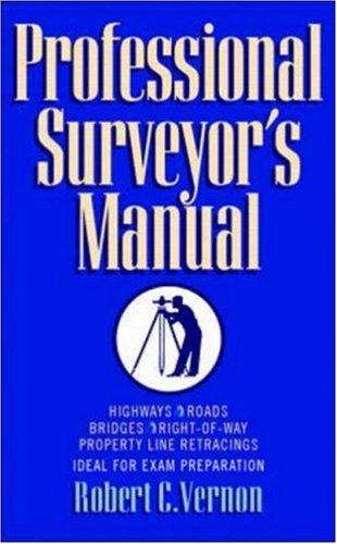 Professional Surveyor's Manual PDF