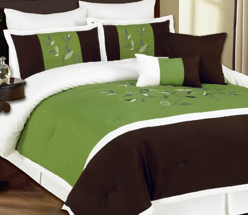 Lime Green And Black Bedding Sweetest Slumber