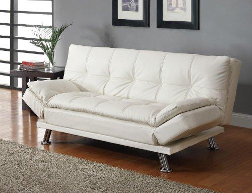 coaster-sofa-bed-white