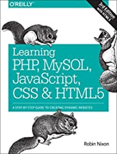 Learning PHP MySQL and JavaScript With jQuery CSS and HTML5 by Robin Nixon