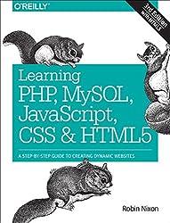 Learning PHP, MySQL, JavaScript, CSS & HTML5 3ed