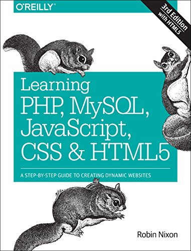 Learning PHP, MySQL, JavaScript, CSS & HTML5: A Step-by-Step Guide to Creating Dynamic Websites (Sql Programming Style compare prices)