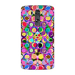 Garmor Designer Silicone Back Cover For LG G3 D855