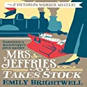Mrs Jeffries Takes Stock: Mrs Jeffries, Book 4 (       UNABRIDGED) by Emily Brightwell Narrated by Deryn Edwards