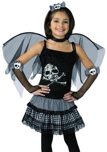 Funky Punk Fairy Costume Child