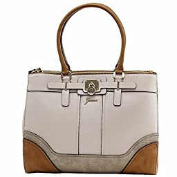GUESS Greyson Color-Blocked Status Carryall