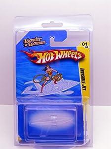 Hot Wheels SDCC 2010 Wonder Woman Invisible Jet Vehicle