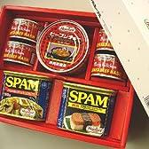 沖縄ホーメルお歳暮お中元ギフト Bセット-スパムSPAMポークランチョンミート・コンビーフハッシュ・ビーフシチュー缶詰