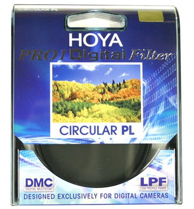 Hoya 58mm DMC Pro1 Digital Wide Band Circular Polarizer Filter