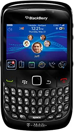 BlackBerry Curve 8520, Black (T-Mobile)