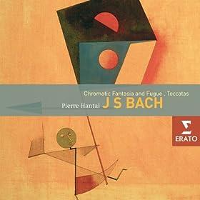 Toccata in G minor BWV915: [Presto] - Adagio
