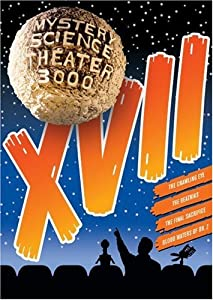 Mystery Science Theater 3000, Vol. XVII (The Crawling Eye / The Beatniks / The Final Sacrifice / Blood Waters of Dr. Z)