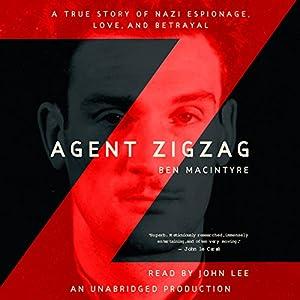 Agent Zigzag Audiobook