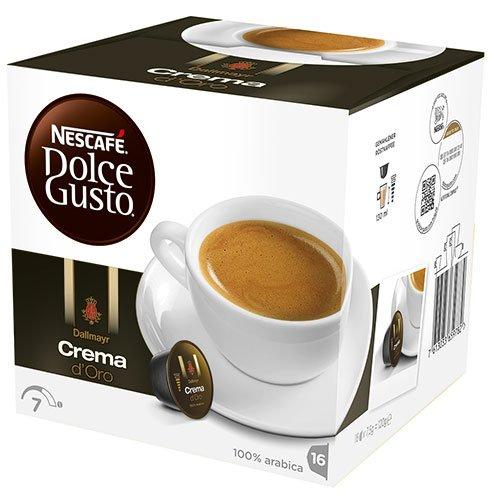 Get Nescafé - Dolce Gusto Dallmayr Crema d'Oro - 120 g by Nescafé