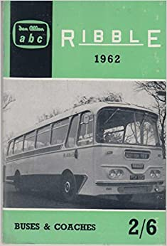 Abc Ribble Buses And Coaches And Standerwick Coaches 1962