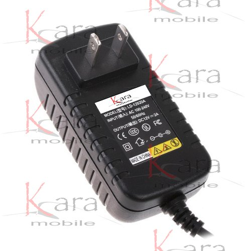 Kara Mobile AC Adapter For Schwinn A20 120 220 240 227P Recumbent Exercise Bike Power Supply at Sears.com