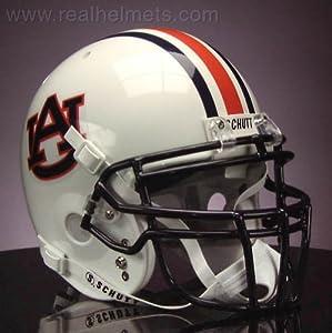 AUBURN TIGERS Football Helmet by www.realhelmets.com