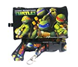 Ninja Turtles Black Lanyard With Coin Purse
