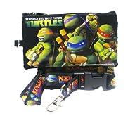 Ninja Turtles Black Lanyard With Coin…