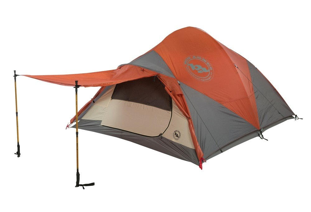 Big Agnes - Flying Diamond Deluxe Car Camping/Base Camping Tent