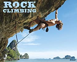 Rock Climbing 2012 Wall Calendar