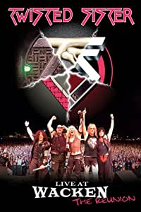Twisted Sister: Live at Wacken (DVD/CD)
