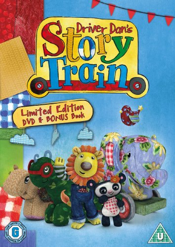 Driver Dan's Story Train - Limited Edition DVD and Bonus Book