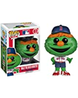 Funko Pop! Major League Baseball: Wally The Green Monster Vinyl Figure