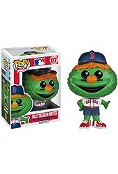 Funko Pop! Major League Baseball: Wally The Green Monster Vinyl Figure