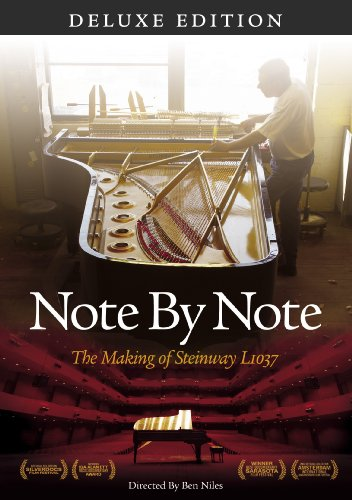 Note By Note: Making of Steinway L1037 [DVD] [Import]