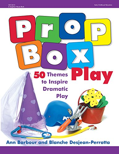 Prop Box Play: 50 Themes to Inspire Dramatic Play (Gryphon House) (Gryphon House Inc Book compare prices)