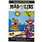 Mad Libs®: Vacation Fun Word Game Book