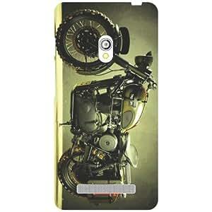 Asus Zenfone 5 A501CG Back Cover - Super Bike Designer Cases
